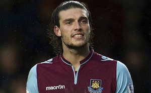 Hammers sigh of relief as Andy Carroll won't need surgery