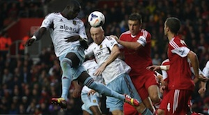 Uninspiring draw at St Mary's for West Ham United