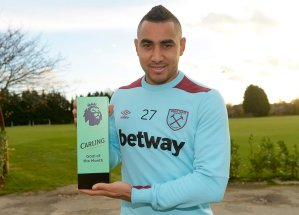 Video Payet goal v Boro wins Goal of the Month Award October 2016