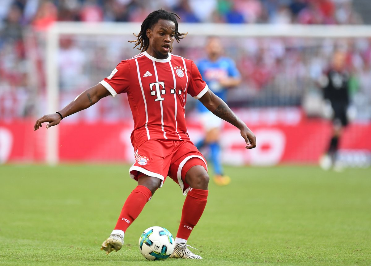 Renato Sanches Bayern