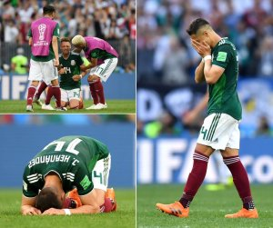 WC update- Hernandez's Mexico stun defending champions Germany
