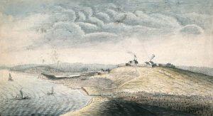 Fort-Edward-1753-by-Capt.-John-Hamilton