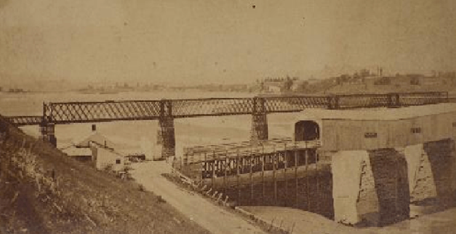 Windsor Covered Bridge, c.1887
