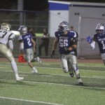 Sports: Westies topple ND, 34-14