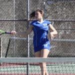 Lady Westies roll over Hornets, 17-0