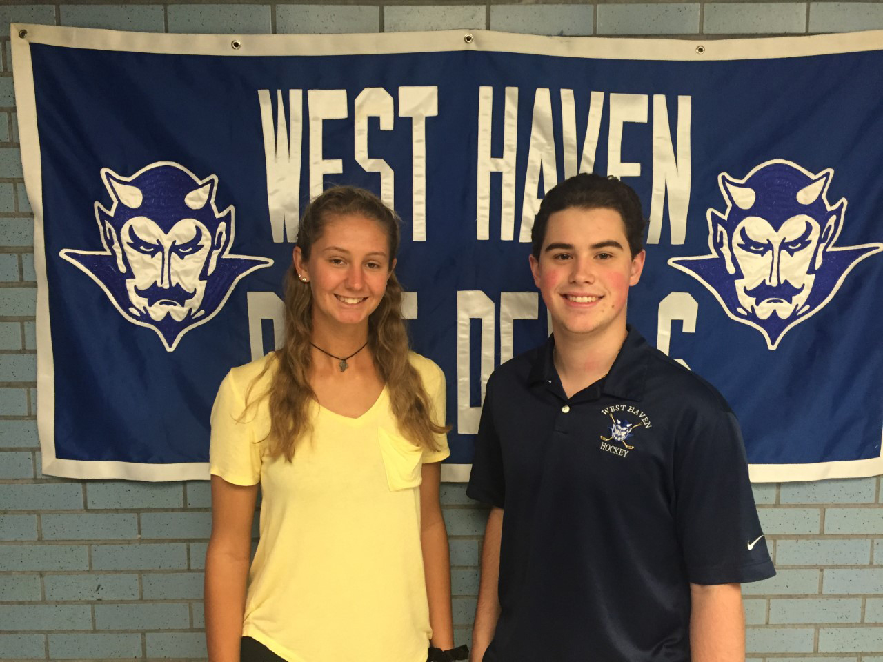 Spring athletes of the year.