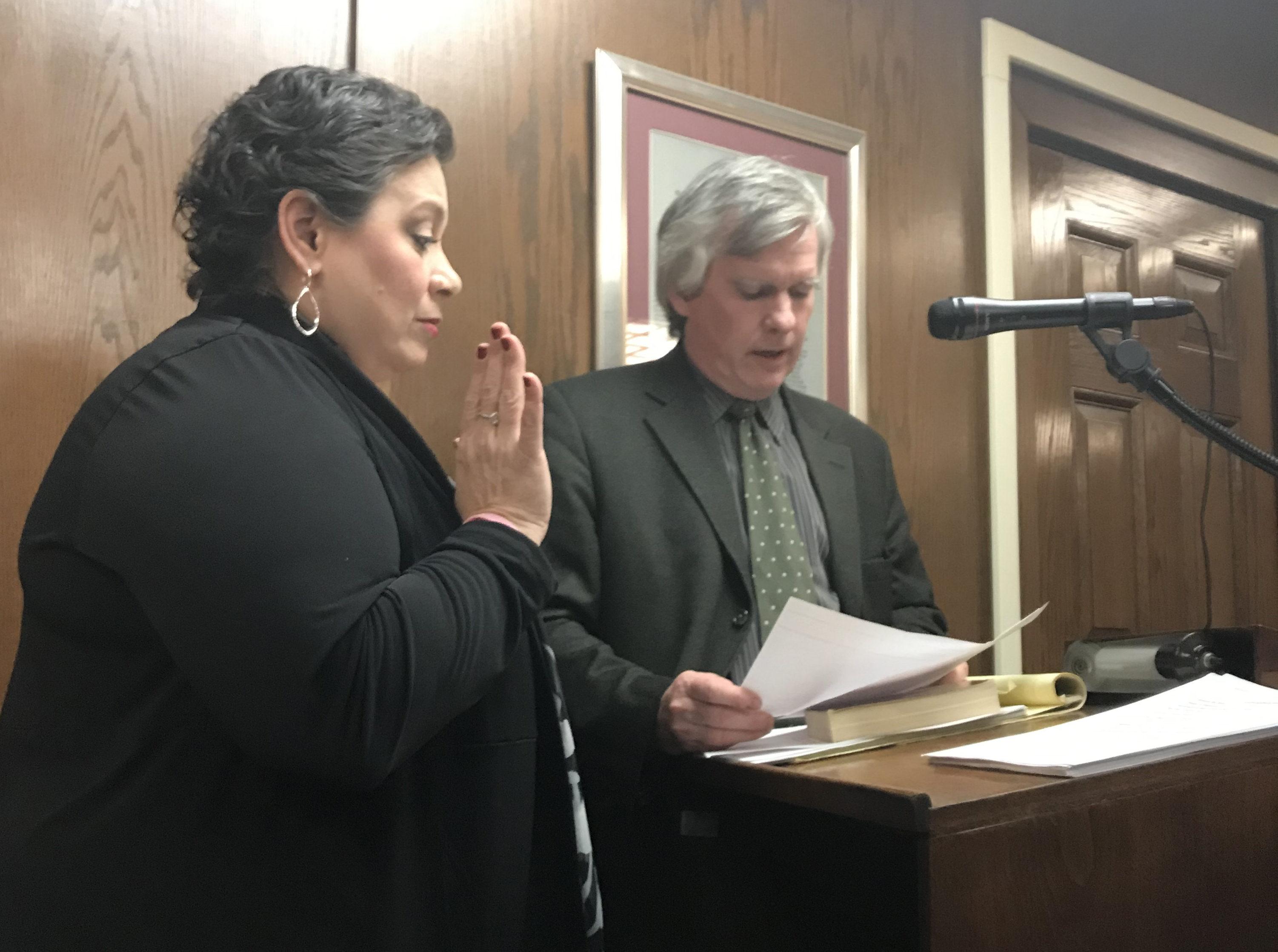 Council OKs tax deferral; gets clerk