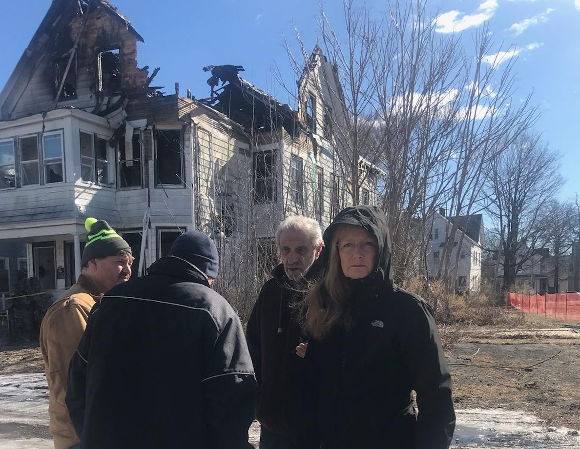 Arson ruled out in 'Haven' fire