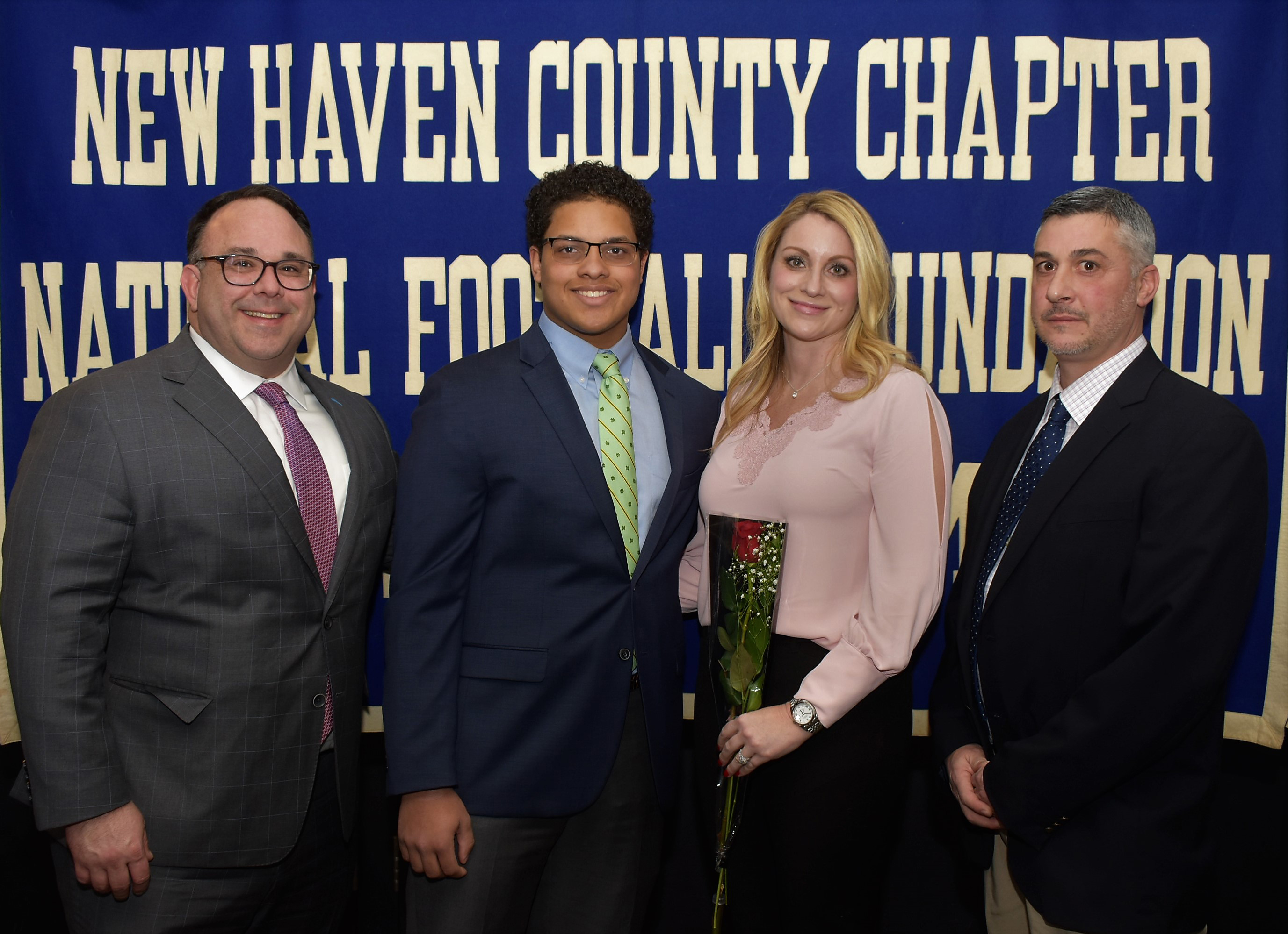 Bell, Manning '19 honorees by NF chapter