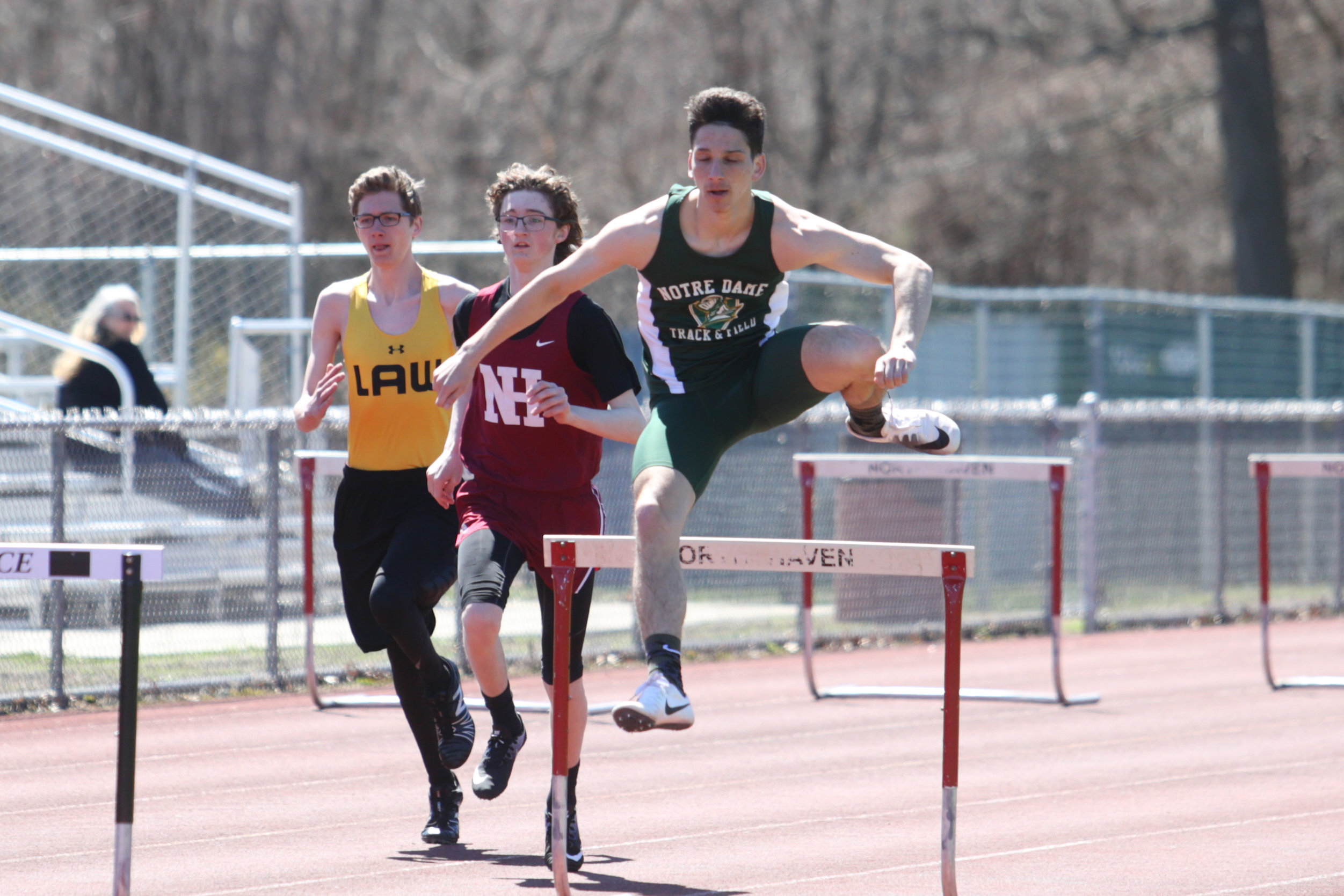 ND: Track improves to 4-1
