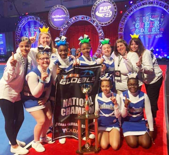 Seahawks cheer teams capture national titles