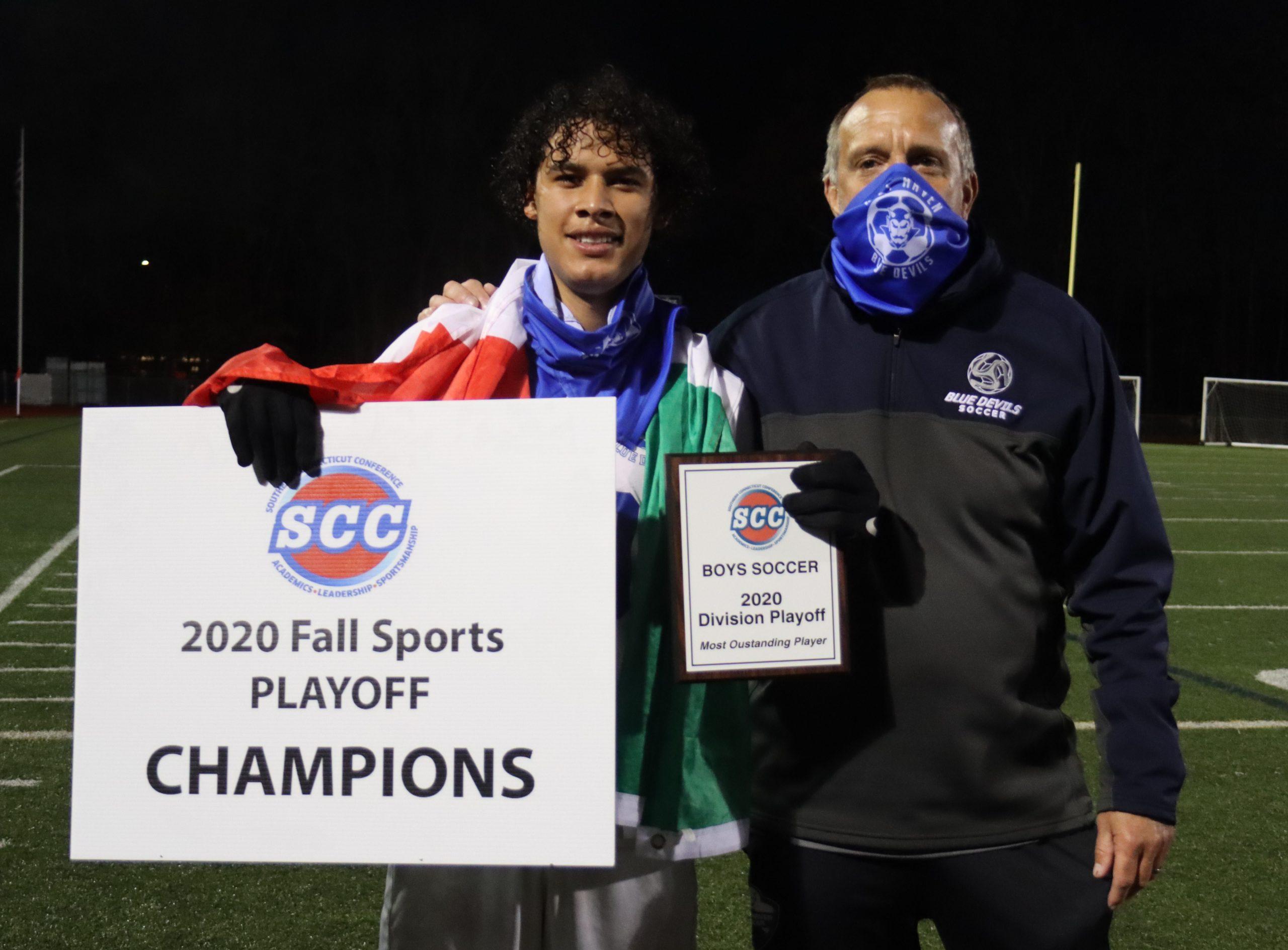 Blue Devils take SCC title