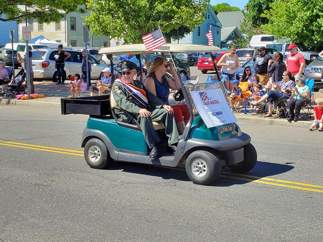 Memorial Day Parade on; units wanted