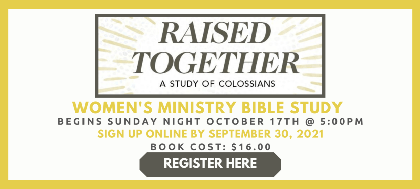 Raised Together Bible Study