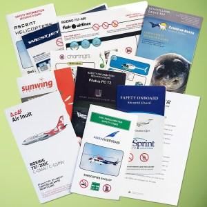 Westholme Safety Cards