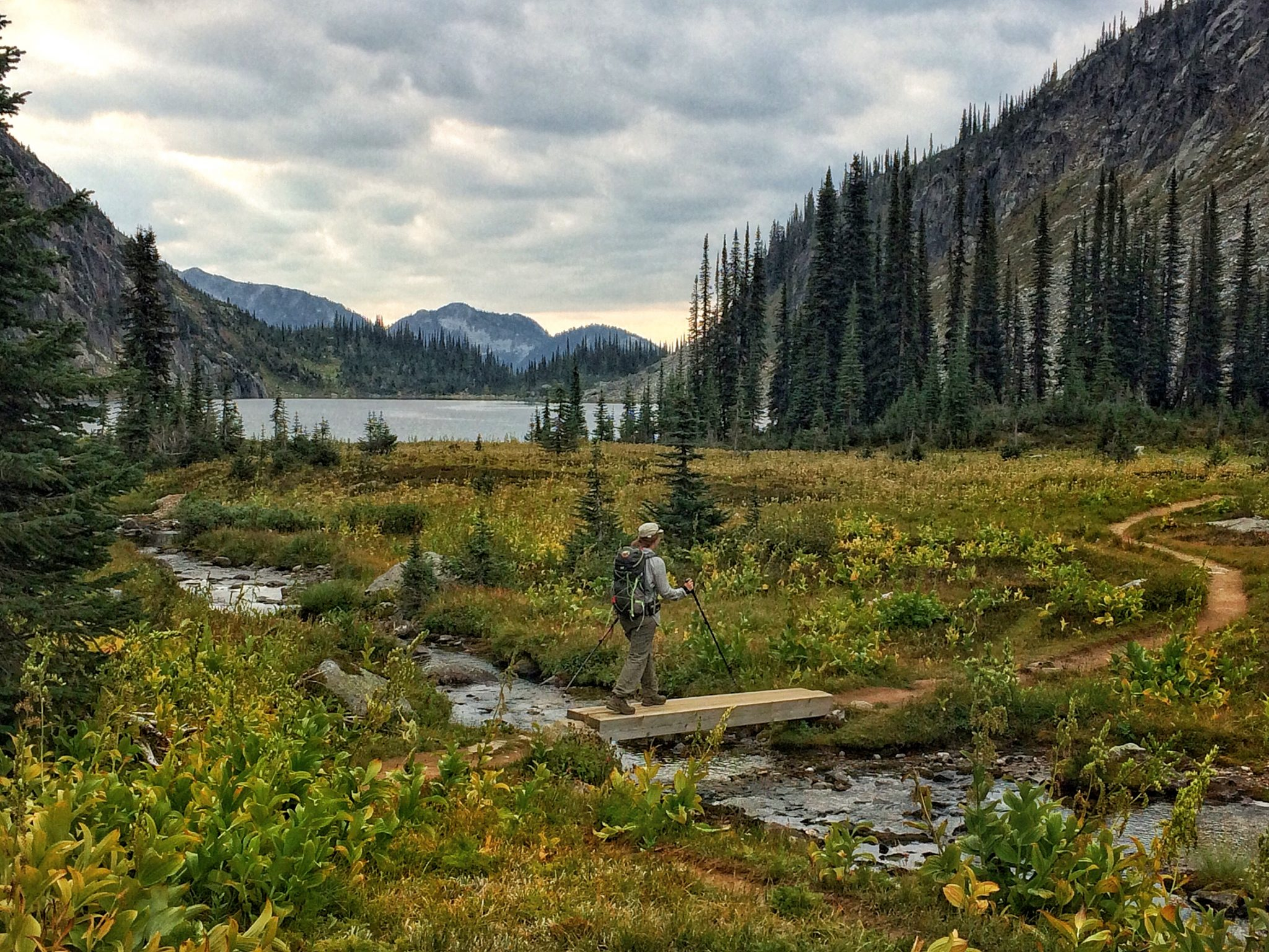 Kokanee Lake Trail
