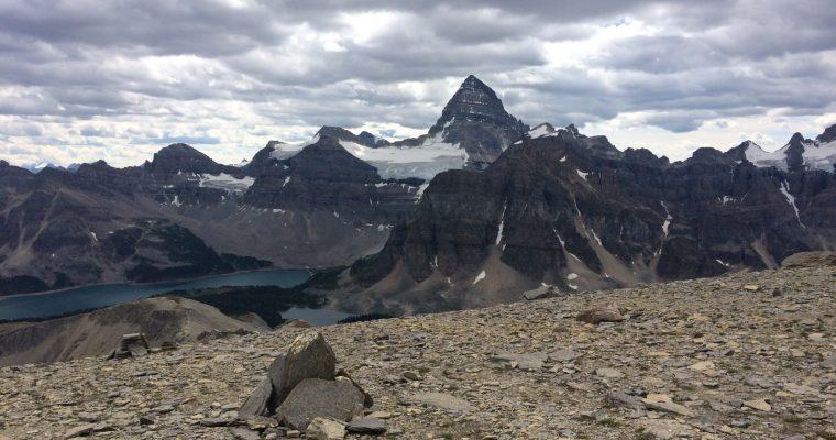 Mt. Assiniboine: Nub Peak