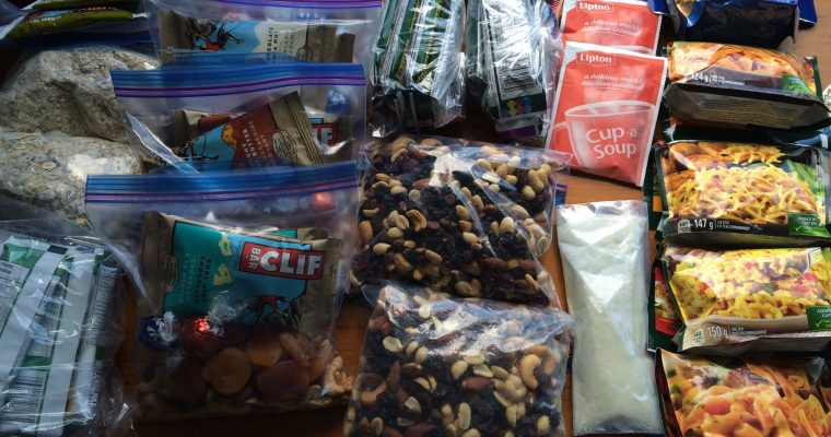 Backpacking Meals – Some Ideas