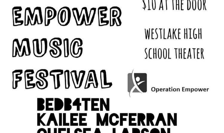 WHS to host Operation Empower Music Festival