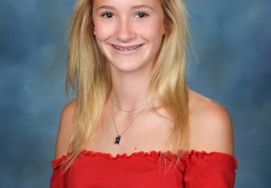 Paige Sommers chosen as March Girls Athlete of the Month