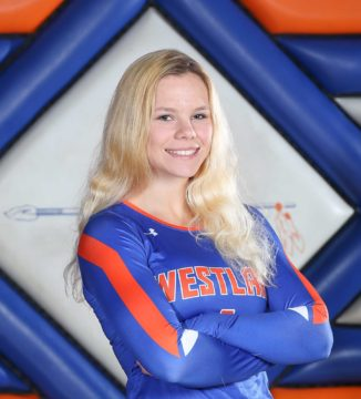 Alexa Dickey chosen as May Girls Athlete of the Month