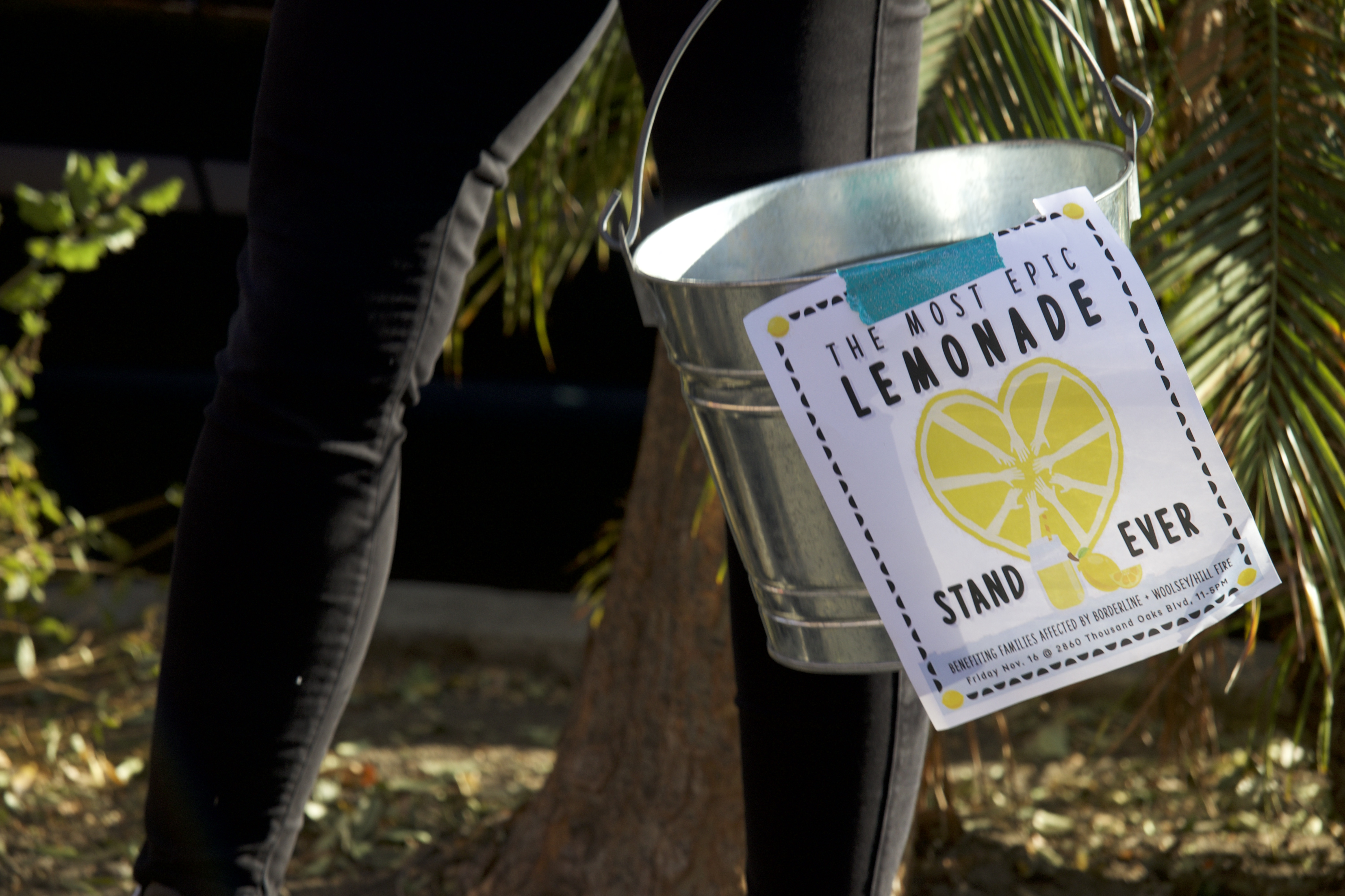 IMG 5570 Community raises money for shooting, wildfire victims by selling Epic Lemonade