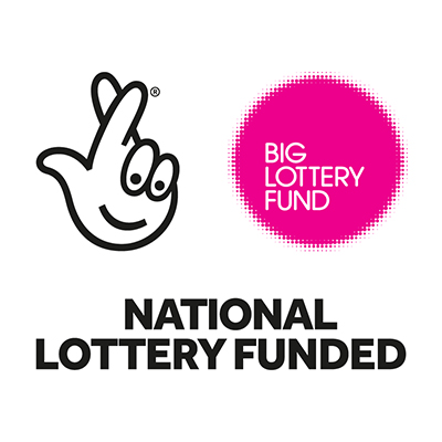 Support from Big Lottery Fund