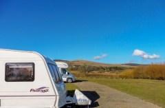 Westland West caravan and motorhome campsite