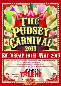 pudsey carnival