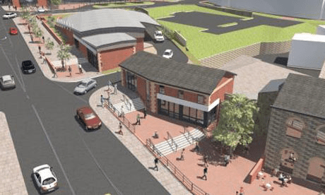 Armley supermarket plans