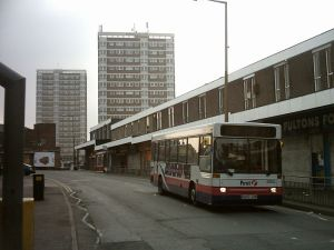Armley Town Street. Photograph by Michael Taylor used under creative commons licence, Wikimedia Commons
