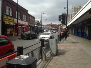 Armley Town Street plan