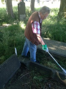 bramley baptist church war graves