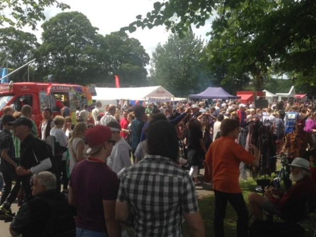 Kirkstall Festival