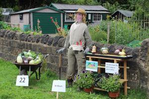 Calverley Scarecrow Festival