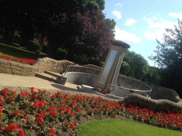 Bramley war memorial main