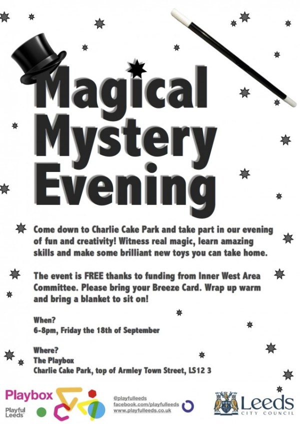 Magical Mystery Evening