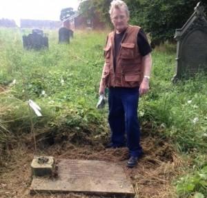 bramley war graves find