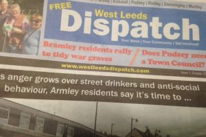 West Leeds Dispatch newspaper