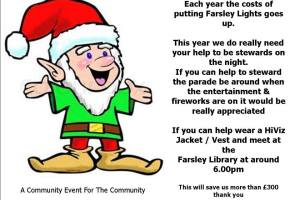 Farsley Christmas Lights 2015