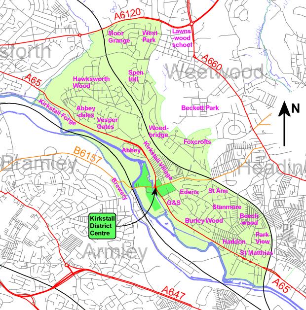 kirkstall neighbourhood plan