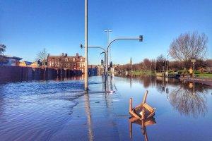 Kirkstall Road floods