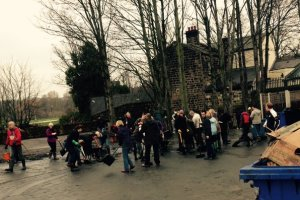 Kirkstall Bridge Inn clean up