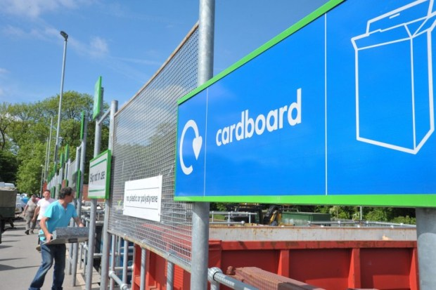 kirkstall road recycling centre