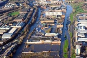 Kirkstall floods
