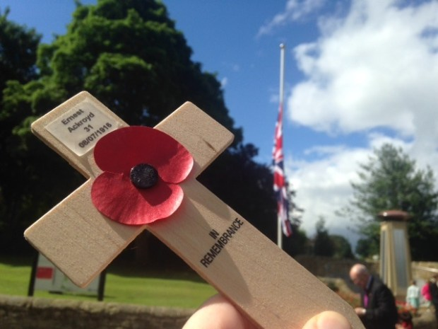 bramlley somme service