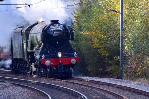 Flying Scotsman Kirkstall Leeds