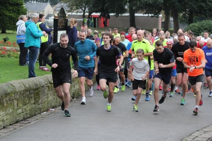 Bramley Parkrun: Joe Baxter sets new course record