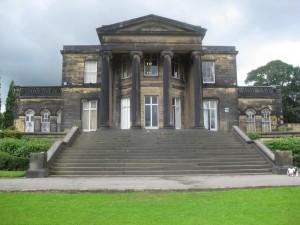 Gotts Park Mansion Armley