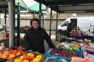 Jayne Hutton Pudsey Market